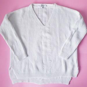 Aritzia Babaton cotton sweater